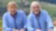 Die Amigos: Bernd Ulrich (links) & Karl-Heinz Ulrich (rechts)
